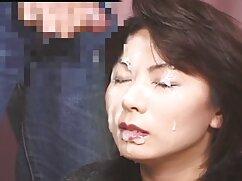 Rubia trios pornos mexicanos se folla a la cara se traga la BBC