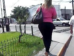 Miel rubia en tacones altos es un sueño! cogiendo a mexicana